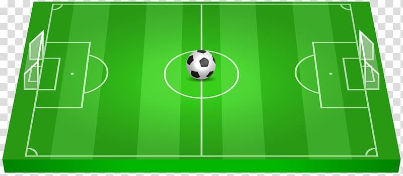 Football pitch Game , football stadium transparent.