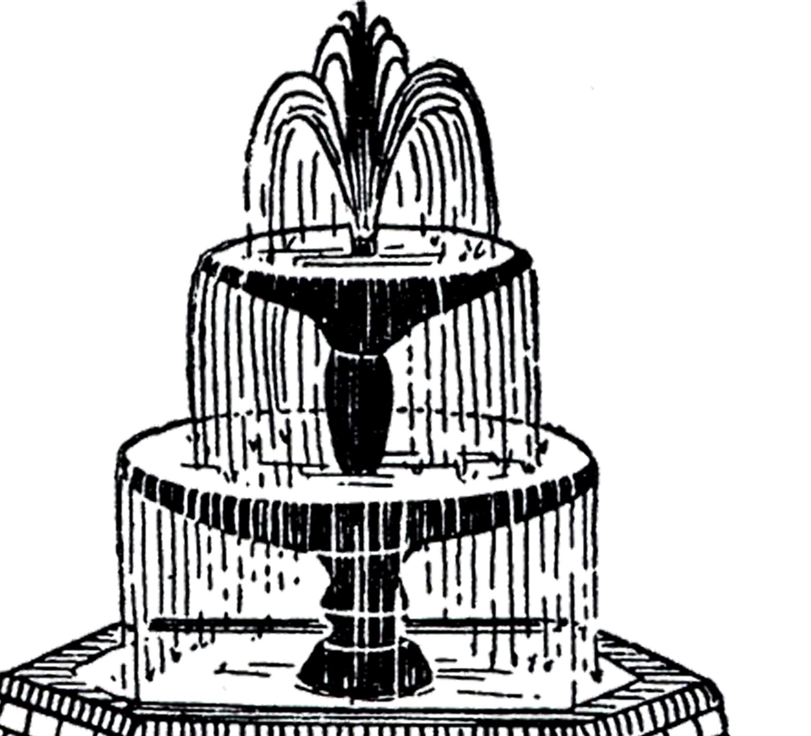 Free Fountain Cliparts, Download Free Clip Art, Free Clip.