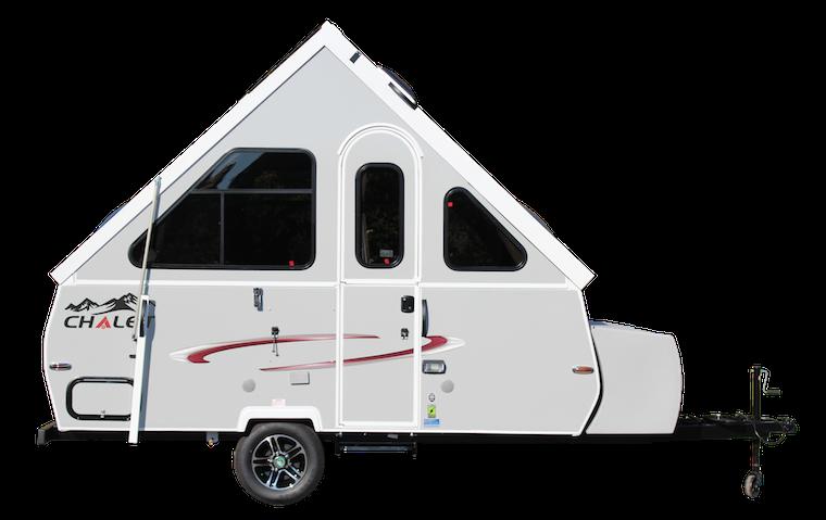 Caravan Campervans Popup camper A.