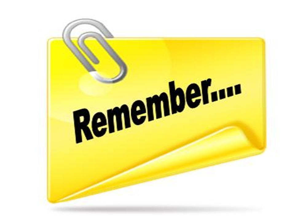 Yellow friendly reminder clipart free image.