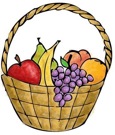 Fruit Basket Game.