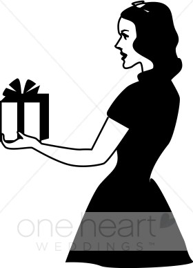 A Gift For You Clipart.