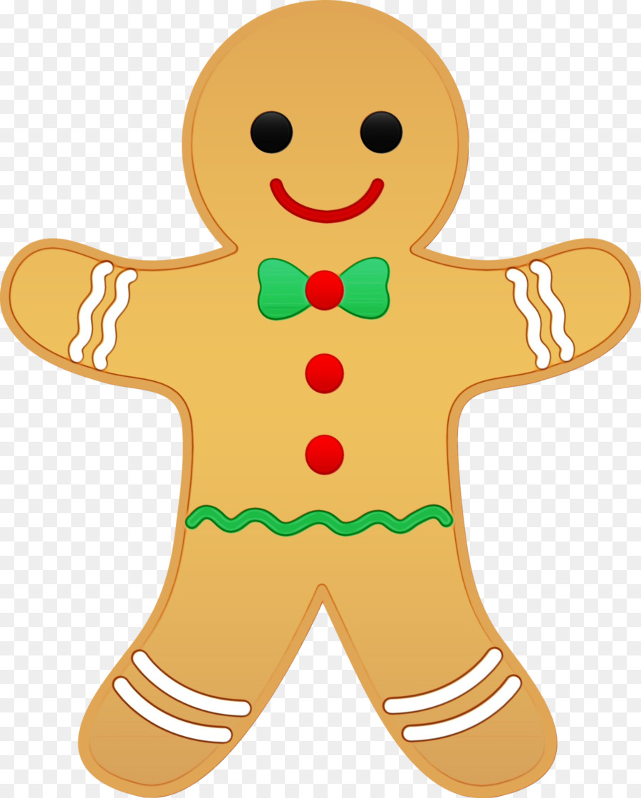Christmas Gingerbread Man.