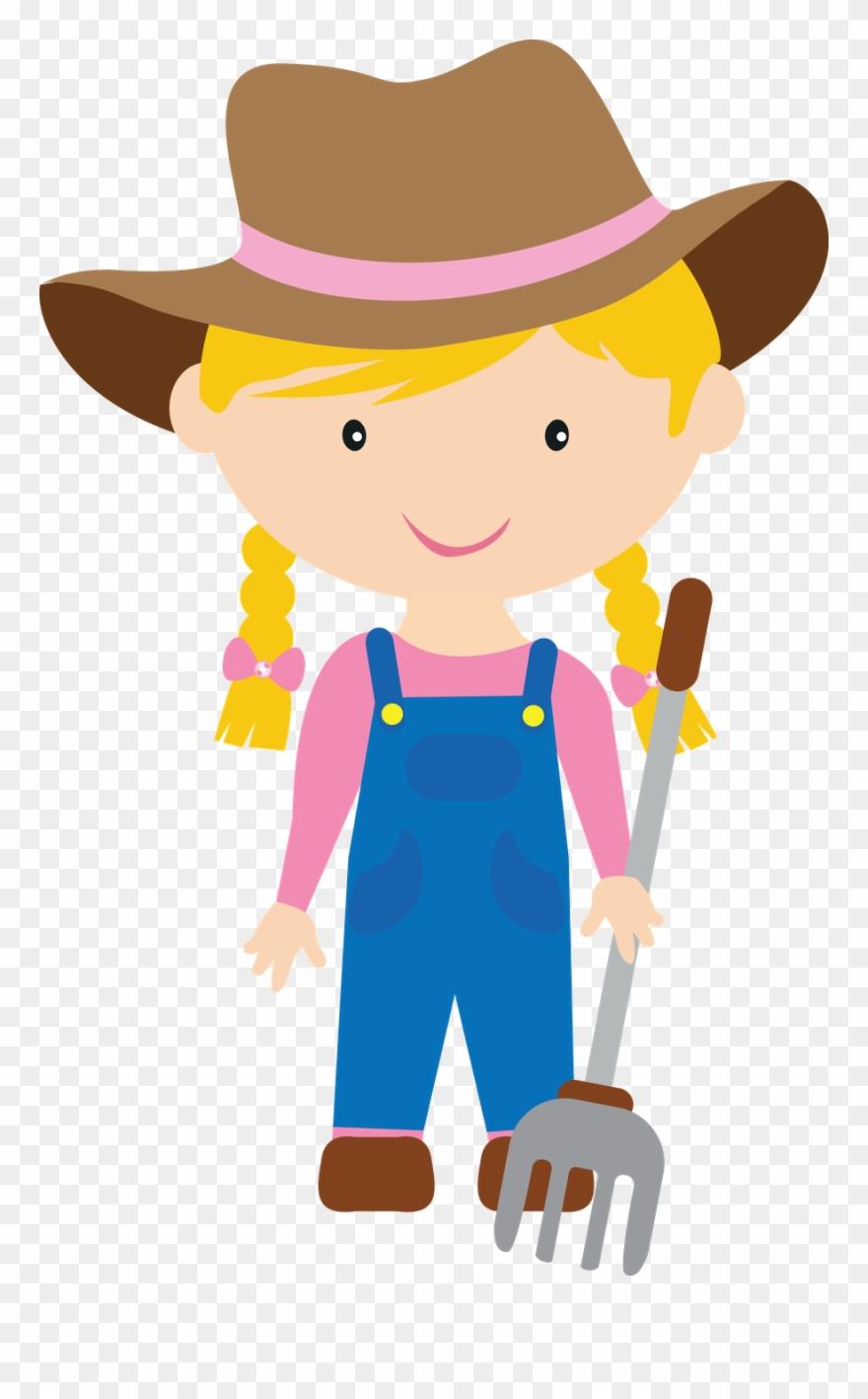 Girl Farmer Png & Free Girl Farmer.png Transparent Images.
