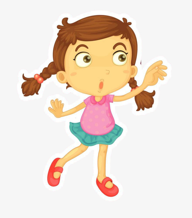 Dancing Girl Clipart Png.