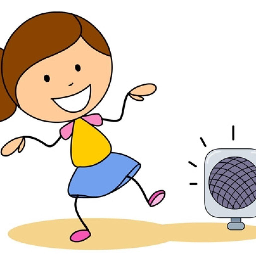 Girl Dancing Clipart at GetDrawings.com.