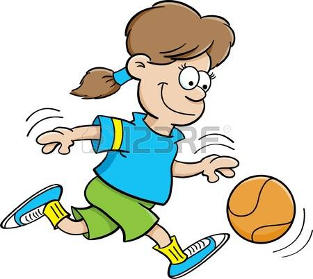 1,411 Basketball Girl Stock Illustrations, Cliparts And Royalty.
