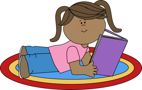 Girl Reading Clipart Free Download Clip Art.