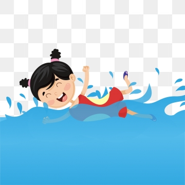Girl Swimming Png, Vector, PSD, and Clipart With Transparent.