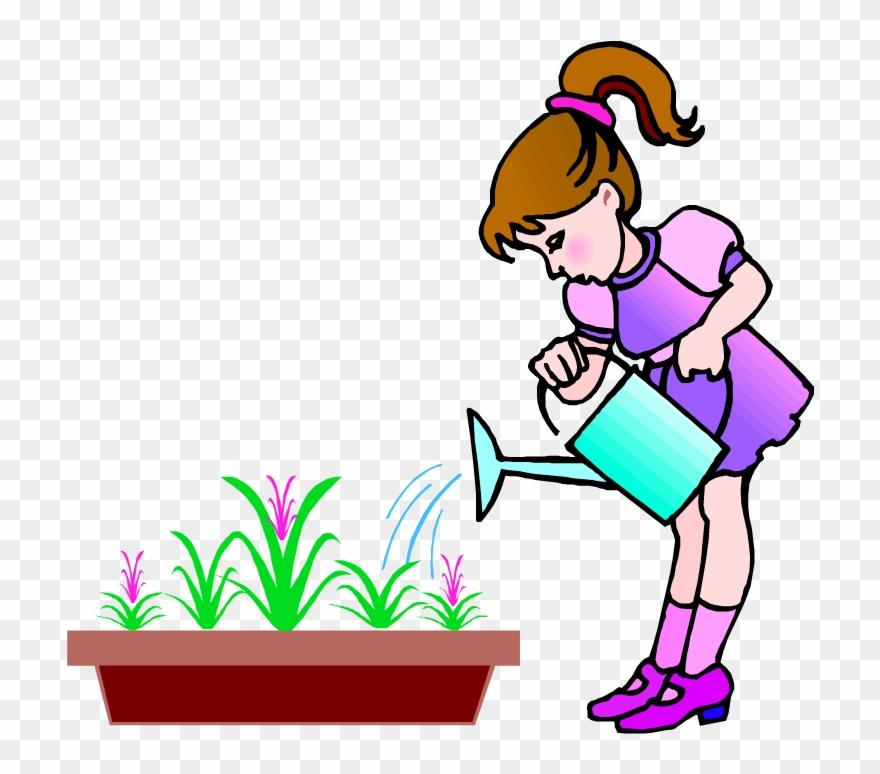 Plants Clipart Child.