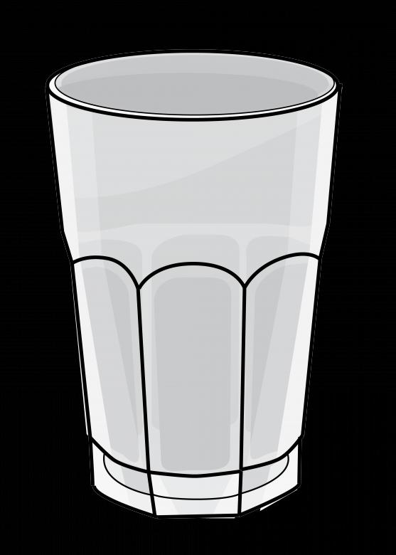 Glass Clipart.