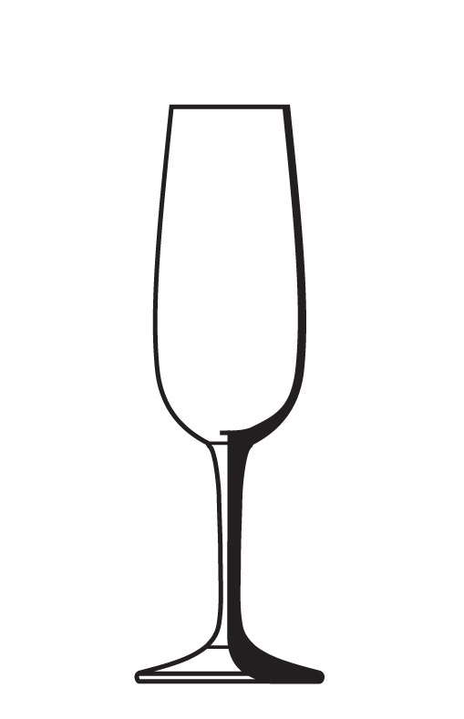 Champagne glass glasses of champagne clinking free clip art.