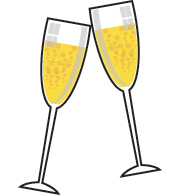 Champagne Glass Clipart & Champagne Glass Clip Art Images.