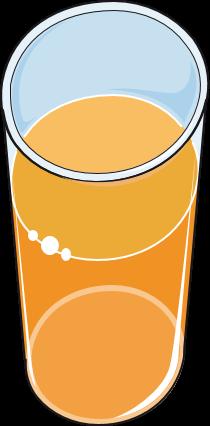 File:Glass of orange juice clip art.png.