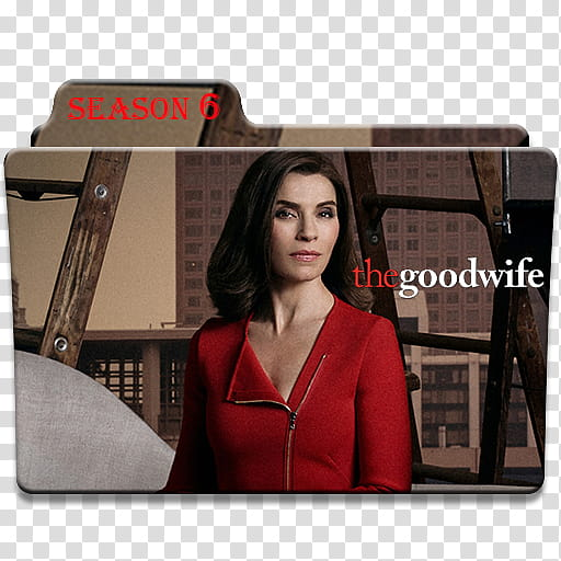 The Good Wife Season to icons, S transparent background PNG.