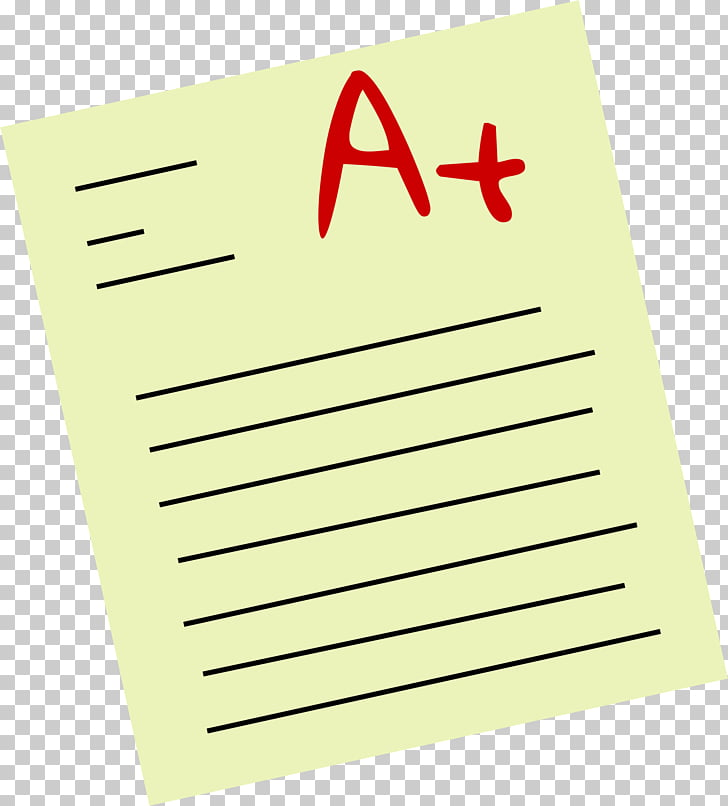 Student Paper Grading in education , Failing Grade s PNG.