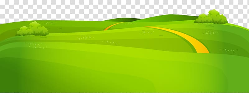 Hill and road illustration, Grasses Lawn GRASS GIS.