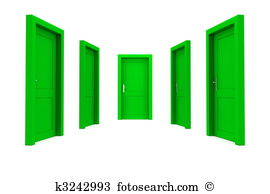 Green door Illustrations and Clipart. 15,931 green door royalty.