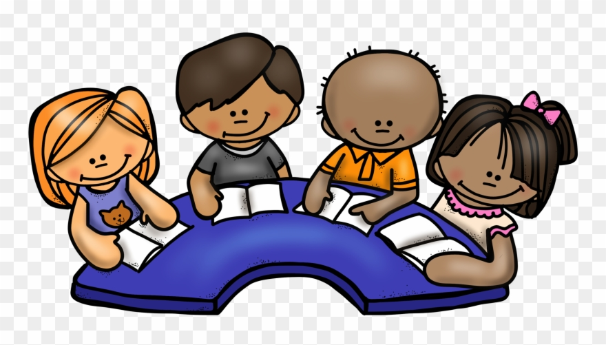 Friendly Clipart Group Child.