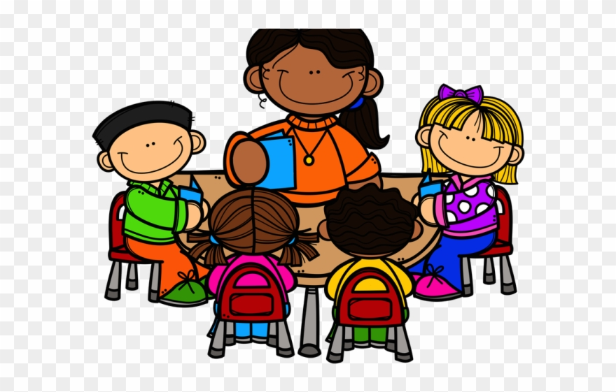 Group Of Teachers Clipart.