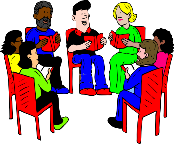 25820 Group free clipart.