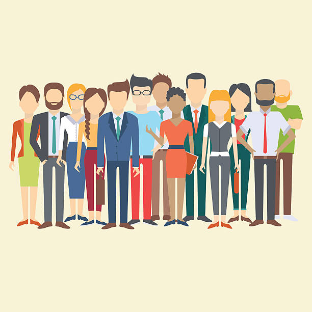 Group of people clipart 4 » Clipart Station.