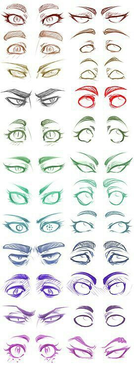 25+ best ideas about How To Draw Eyes on Pinterest.