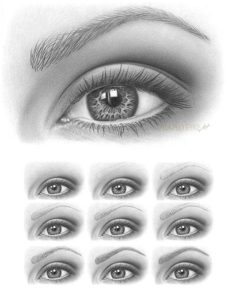 17 Best ideas about Drawing Eyebrows on Pinterest.