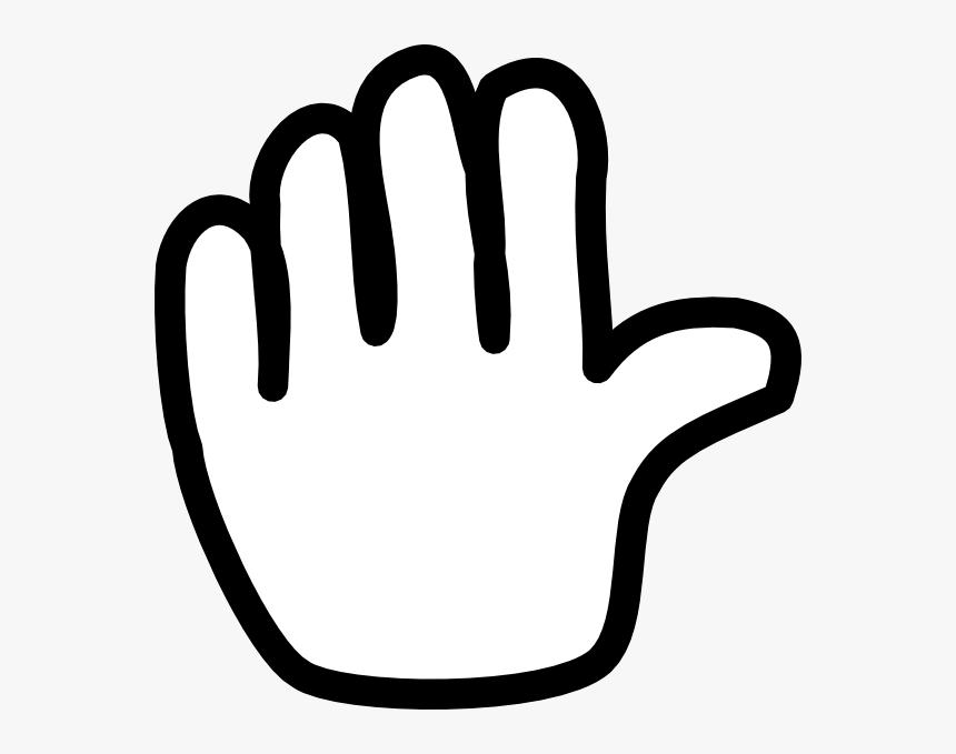 Hand Waving Clipart Transparent Png.