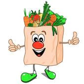 Healthy Eating Clip Art.