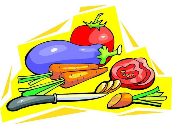 Healthy Diet Clipart.