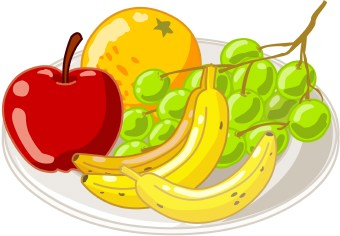 Healthy Diet Clipart.