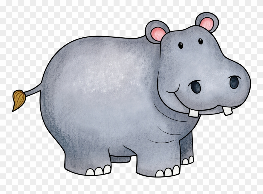 December Have The Heart Of A Hippo Clipart (#2964580.