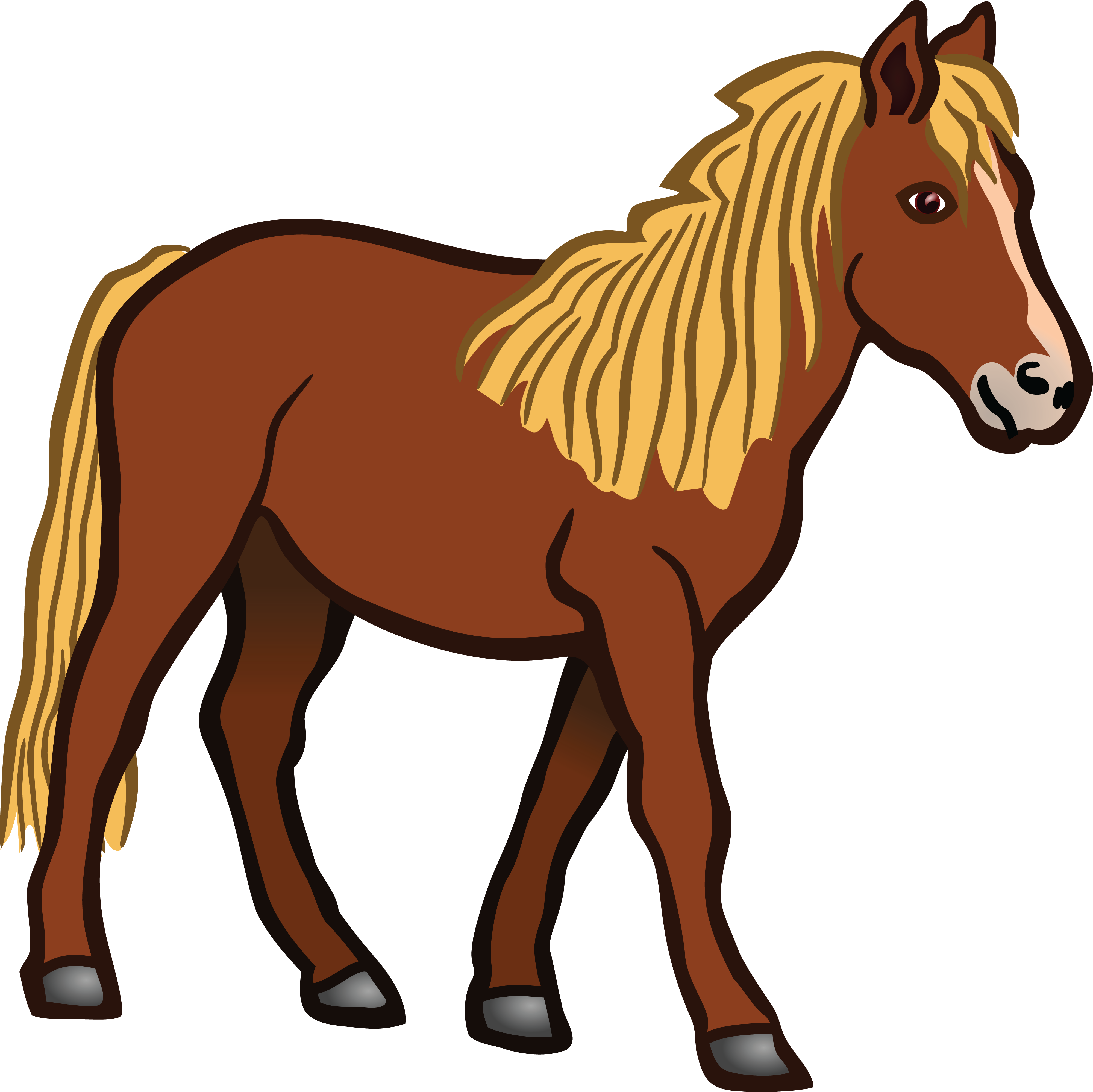 Horse Clipart.