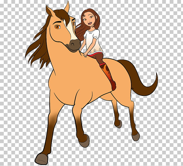YouTube Drawing Horse Stallion , company spirit, girl riding.