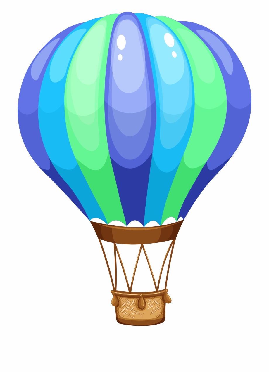 Hot Air Balloon Clipart.