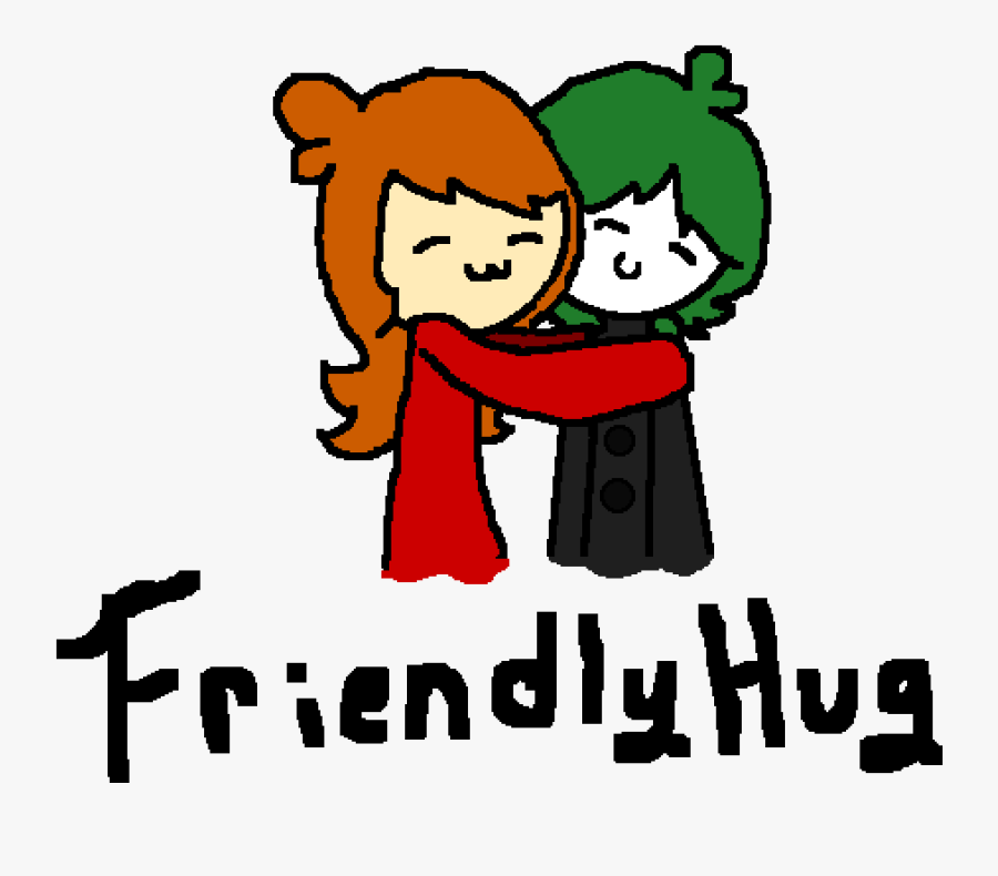 Friendly Hug Clipart , Png Download , Free Transparent.