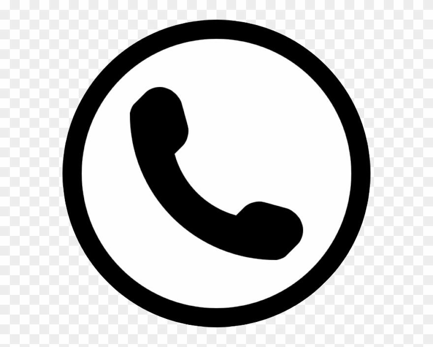 Phone Symbol Clipart (#980895).