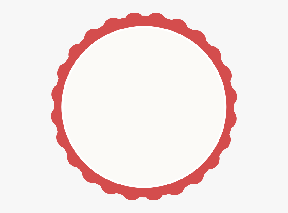 Circle Frame Clip Art.