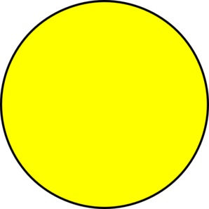 Yellow Circle Clip Art at Clker.com.