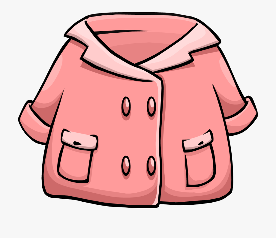 Pink Jacket Clipart , Transparent Cartoon, Free Cliparts.