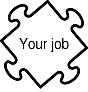 Get a job download free clipart with a transparent.