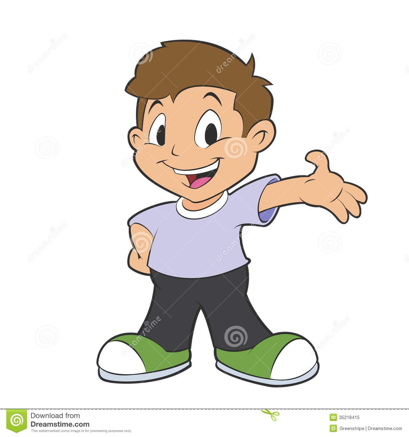 Boy clipart images 6 » Clipart Station.
