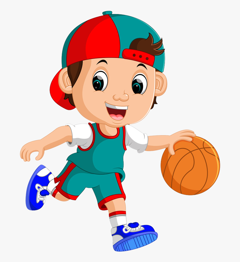 Basketball Player Royalty Free Clip Art Playing Ⓒ.