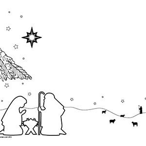 Rejoice! The King is Born! Christmas.