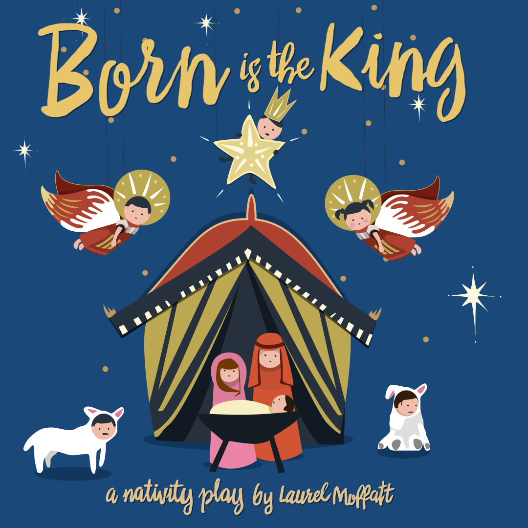 Born is the King.