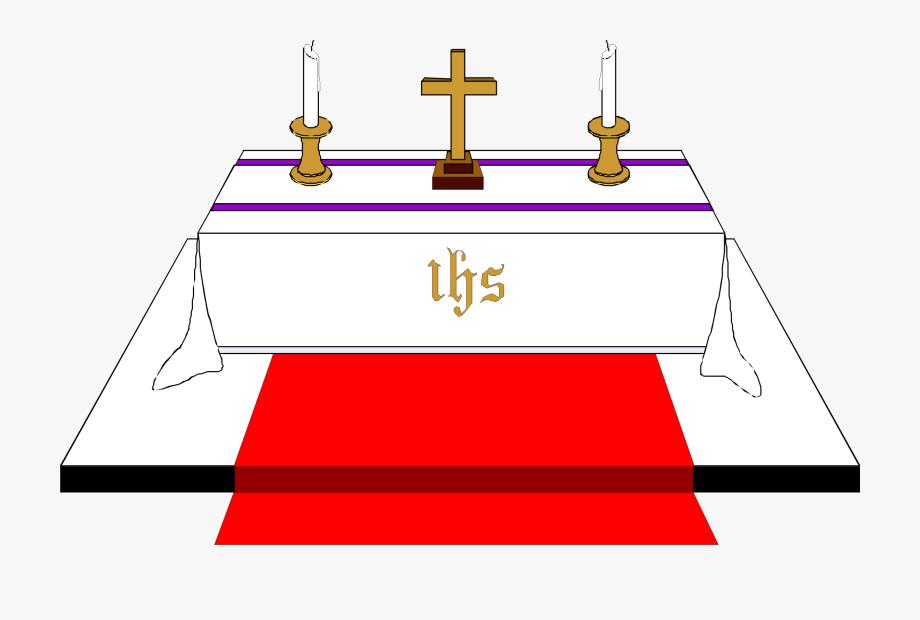 Altar Server Clip Art.