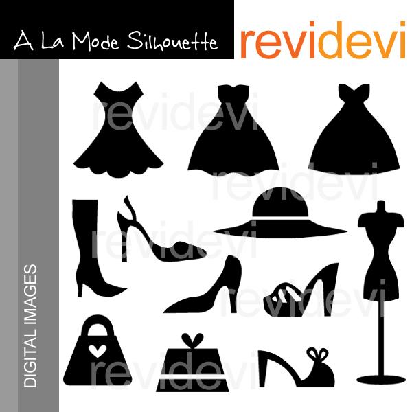 A La Mode Silhouette.