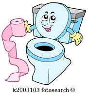Toilet Illustrations and Clipart. 5,189 toilet royalty free.