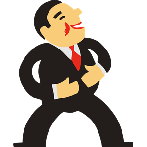 Laughing man clipart, cliparts of Laughing man free download.